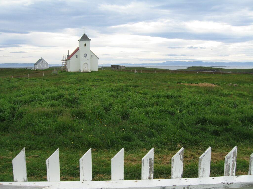 Isla Flatey en Islandia 1