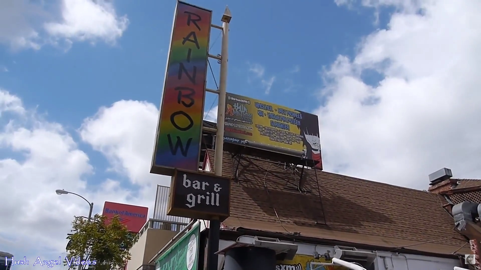 Restaurante Rainbow Bar & Grill en California