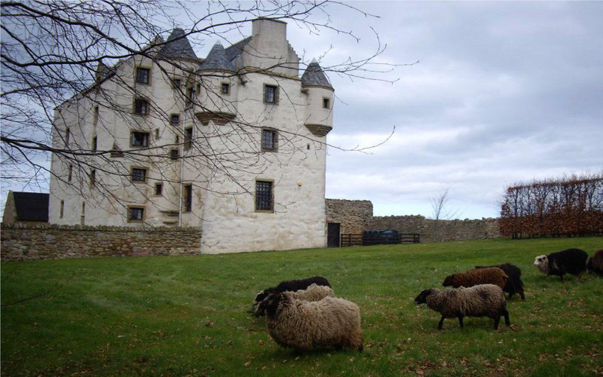 Castillo de Fa'side, Escocia