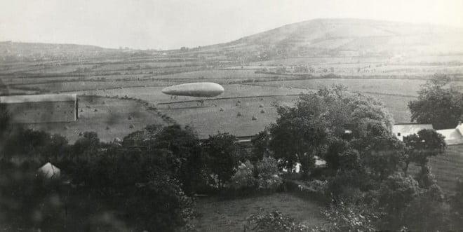 Aeródromo de Whitehead, Irlanda del Norte 1
