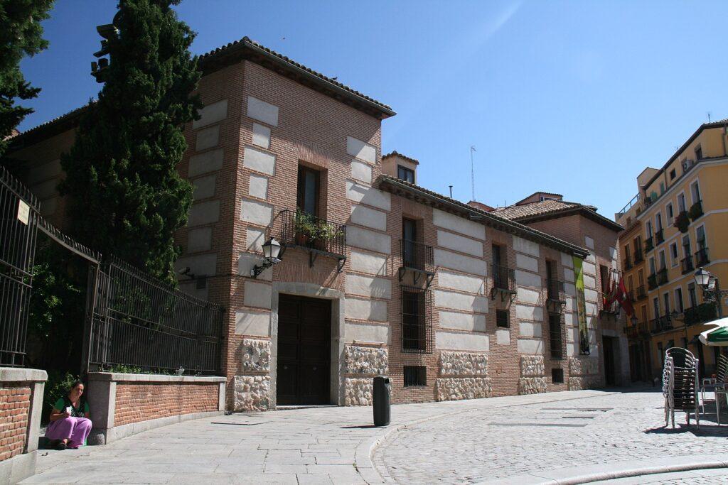 El pozo del milagro, Museo de San Isidro, Madrid, España 1