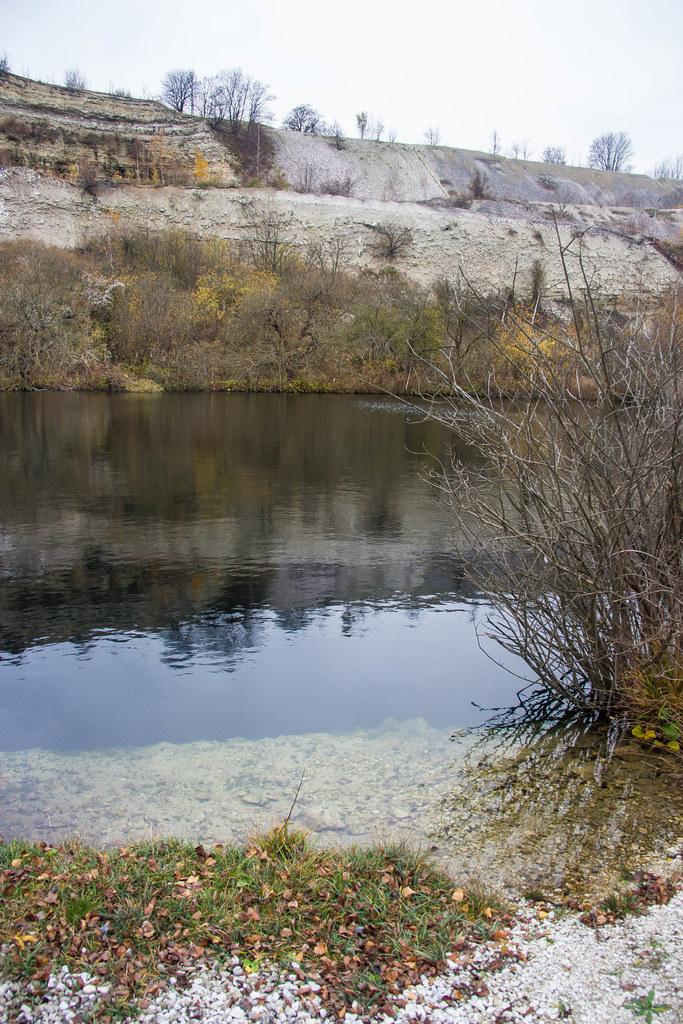 Limhamn limestone quarry photo