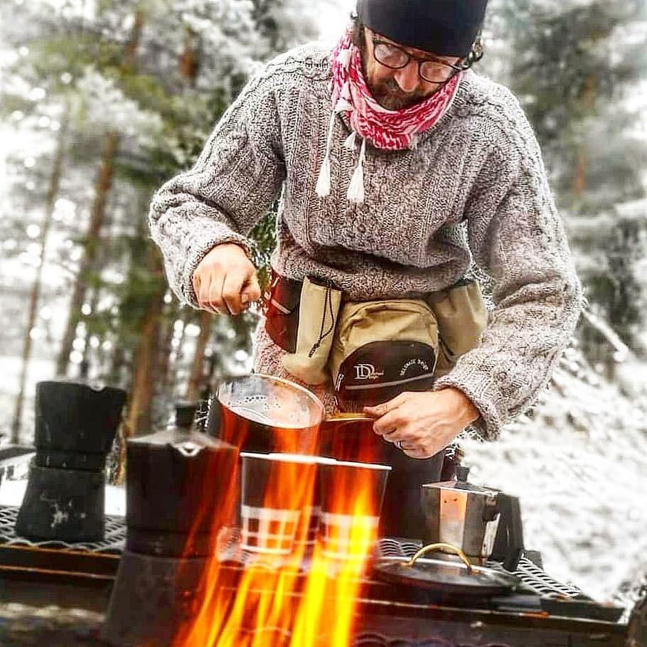 Campfire Barista en HaliPuu, Sirkka, Finlandia 4