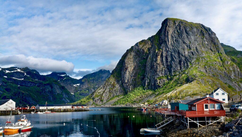 Lofoten - Anomalía del Círculo Ártico 3